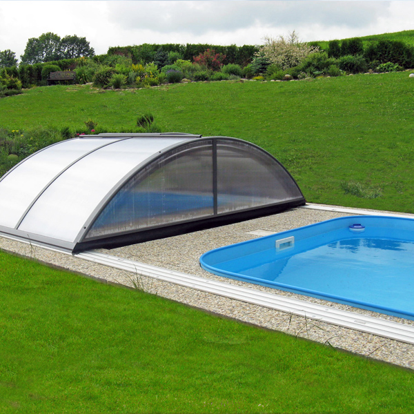Azure swimming pool Enclosure