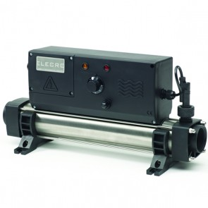 Elecro Titanium heater - UK made for superior quality