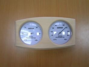 Harvia Sauna Thermometer & Hygrometer